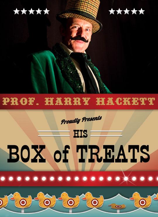 Prof. Harry Hackett