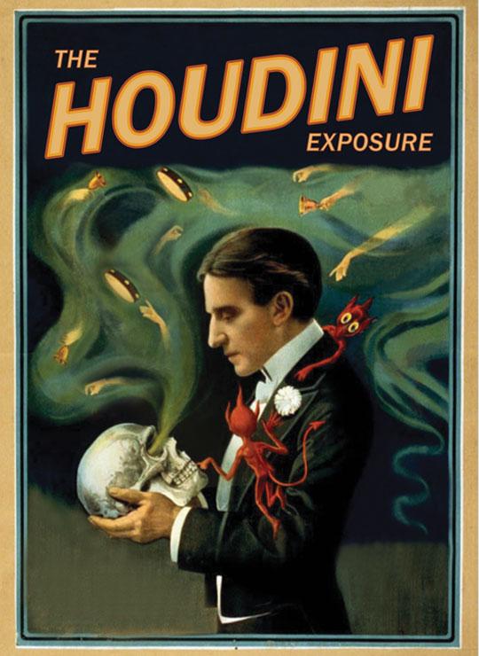 The Houdini Exposure Poster